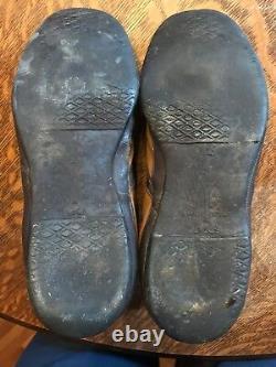 1920 Keds Co Converse Era Lawn Tennis Sneakers Antique Vintage Old Shoes mens 8