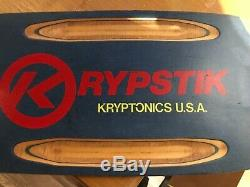 1979 Kryptonics Krypstik vintage skateboard dog town sims Alva era old school