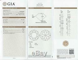 1.82 Gia Certified Vs1 Old European Cut Diamond Vintage Antique Art Deco 2 Carat
