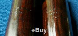 Antique Vintage Old Wooden 8 Key Irish Cocus Flute Butler London Dublin