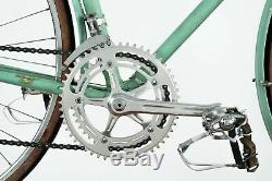 Bianchi Specialissima Campagnolo Nuovo Record Steel Road Bike Vintage Lugs Old