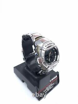 Casio G-Shock G-510D Module 2787 Vintage 200M Wrist Watch Chronograph Rare Old