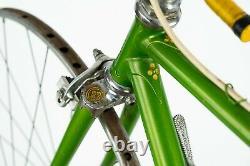 Chirico Kids Bike 24 Campagnolo Steel Road Bike Vintage Lugs Old Columbus Tubes