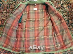 Filson Classic Cotton Shelter Hunting Coat New Old Stock Very Rare