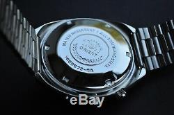 New Old Orient Vintage Automatic Wrist Watch Perpetual & Multi-Year Calendar EXT