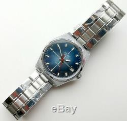 New Old Stock Automatic 2616 2h Poljot 23 Jewels Rare Luxury Vintage Ussr Made