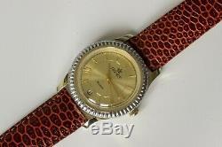 New Old Stock Poljot Luxury Mechanical Russian Men's Watch 2614 Movement