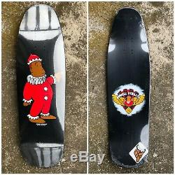 Old School NOS Powell Peralta Team Monkey Skateboard Deck VINTAGE RARE