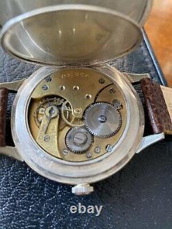 Omega Grand Prix 1900 (former Pocket Watch) Hand Winding Mens Wrist Watch