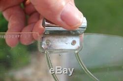 Original 1940' s 1950' s Vintage Accessory Supar Vent Window BREEZIES nos clear