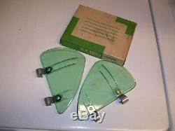 Original 1950' s Vintage nos Rowse Cool air Breezies wing window old Rat Hot rod