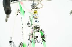 Paco Time Trial Campagnolo Super Record Oria Columbus Air Steel Bike Vintage Old