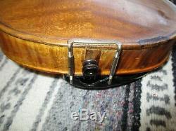 Rare Fine Old Antique 1850 Vintage Italian 4/4 Violin GREAT Condition-Xlnt Wood