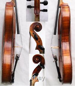 Rare Old Gusetto Violin Video Antique German Guseto 223