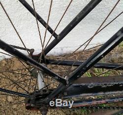 Vélo ancien LAUPRETRE Old bicycle Peugeot Automoto Alcyon antique vintage
