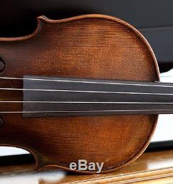Very old labelled Vintage violin Antonio Ruggierii Geige