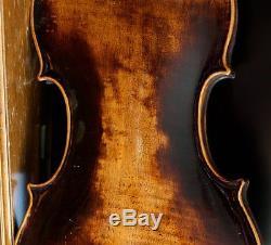 Very old labelled Vintage violin Carlo Bergonzi Geige