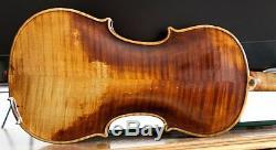 Very old labelled Vintage violin N. Lupot 1790 Geige viola