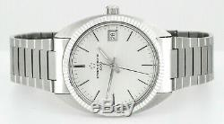 Vintage ETERNA MATIC 1000 New Old Stock 1980's Mens Wrist Watch