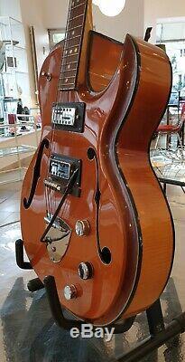 Vintage Japan Old German Jazz Blues Guitar Alte Gitarre 50er 50s Archtop antique