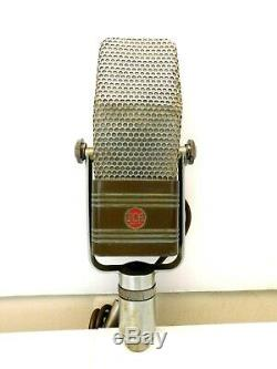 Vintage Old Working Classic Rca 44bx Antique Radio Studio Quality Tv Microphone