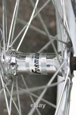 Vintage TREK SubDude BMX Bike. Chrome Frame Femco Rims. Old School. RARE