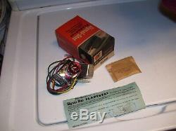 Vintage nos 1960' s Flarestat 105 Traffic warning Flasher light switch hazard ss