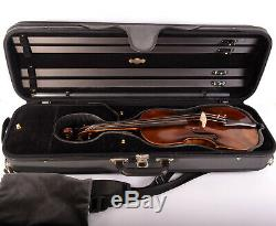 Vintage/old Antique Rare 4/4 Master Violin Gagliano Familly 1744video