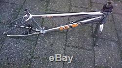 Vintage old mid school GT BMX FUELER US MADE 20 INCH frame and fork