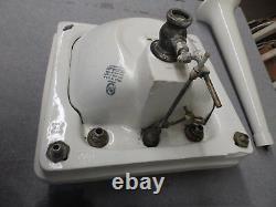 Vtg White Porcelain Peg Leg Sink Old Bathroom Madbury Plumbing Fixture 349-16