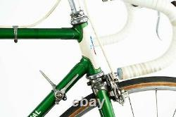 Zoni Special Losa Campagnolo Nuovo Record Unicanitor Steel Road Bike Vintage Old