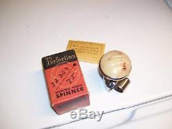 1940' Original S 1950' Nos Vintage Accessoires Casco Volant Auto Spinner