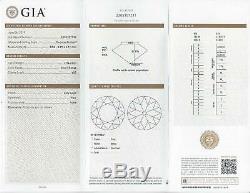 2.5ct Certifié Gia Vs2 Old Européen Cut Diamond Anciennes Art Deco