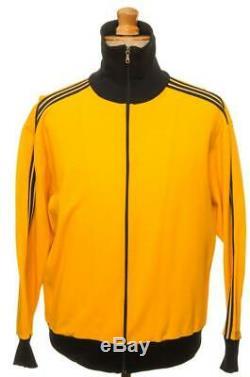 Adidas Trainingsjacke Survêtement Retro Vintage 70er D6 M Top Oldschool Yougoslavie