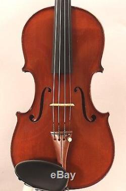 Ancien, Antique, Violon Vintage Romedio Muncher 1921