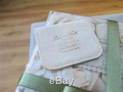 Antique Vintage 18ct Platinum. 90ct Old Cut Européenne Diamant Daisy Cluster Anneau
