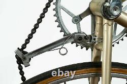 Cerutti Cambio Osella Arrière Mech Steel Road Bike Vintage Old Vittoria Italian 30s