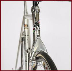 Colnago Master Campagnolo C-record Delta Vintage Acier Racing Route 80 Bike Vieux