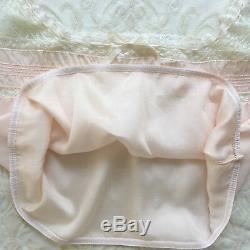 Corset Vintage Edwardian Camisole Couverture Nos Withtag 100 Ans Ruban Original