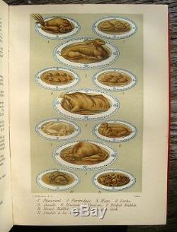 Livre De Cuisine Ancienne Cuisine Vintage 1890 Fête Des Mères Confiserie A Domicile