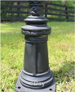 Luminaire De Jardin Newel Vintage Vintage New Walk Way Pole Light Old Style