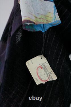 Mint Nwt New Old Stock Vintage Jean Paul Gaultier Trompe L'oeil Cyber Dress