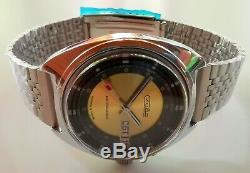 New Old Stock Automatique Slava 2427 Calendrier Double Russian Watch Ultra Rare