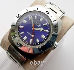 New Old Stock Vintage Ussr Made Amphibia Vostok 2209 Montre Militaire