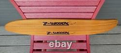 Nos Shogo Kubo Z-woody Skateboard Vintage 1977 Z-flex Nouveau Vieux Stock Rare