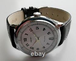 Nouveau Vintage Old Stock Poljot Luxury Mechanical Watch 2614 Mouvement