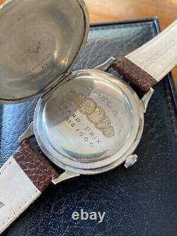 Omega Grand Prix 1900 (ex-montre De Poche) Winding Main Des Hommes Montre-bracelet