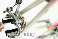 Paco Contre-la-montre Campagnolo Super Record Oria Columbus Air Steel Bike Vintage Old