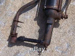 Pompe De Lubrification Automatique De Station Service D'essence Vintage / Antique Valvoline Oil Co.