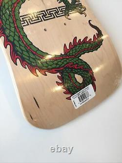 Powell Peralta Caballero Réédition Dragon Chinois Vieille École Skateboard Deck Nouveau